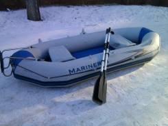 Продам лодку Mariner 3 с подвесным мотором 3.5 л. с.