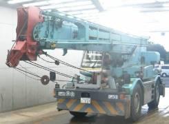 Короткобазные автокраны г/п 20 и 25 тонн. Борт+кран