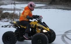 X-Motors ATV-110G, 2014