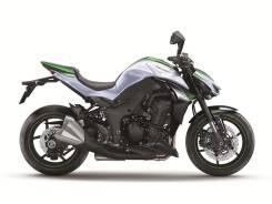 Мотоцикл Kawasaki Z1000ABS белый, Оф. дилер Мото-тех, 2016