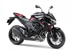 Мотоцикл Kawasaki Z800 Sugomi Edition красный,Оф.дилер Мото-тех, 2016