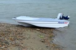 Пластиковая моторная лодка Favorit 350