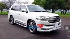 """Аэродинамический обвес """"Modellista"""" для Toyota Land Cruiser 2015г-"""