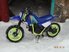 Yamaha PW50, 2008