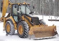 Аренда погрузчика, мини-погрузчик для уборки снега