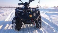 Polar Fox ATV400, 2012