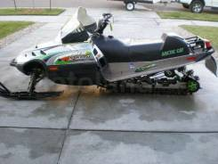 Arctic Cat Powder Special, 2000
