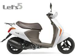 Suzuki Lets 5 New-EFI