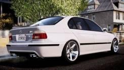 Бампер. BMW 5-Series, E39 Двигатели: M47D20, M52B20, M52B25, M52B28, M54B22, M54B25, M54B30, M57D25, M57D30, M62B35, M62B44TU