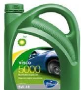 Моторное масло BP Visco 5000 5W40 4л.