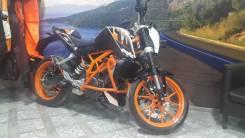 KTM Naked Bike, 2014