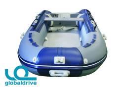 Новая надувная моторная лодка ПВХ Barrakuda 300. Гар-я 3 года
