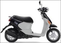 Suzuki Lets 4  Pallet 50 EFI. Ретро стиль!