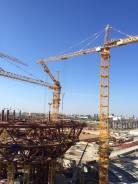 Продаётся башенный кран в г. Астана (Казахстан)