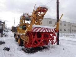 Продам, снегоуборочная машина - шнекоротор HTR201