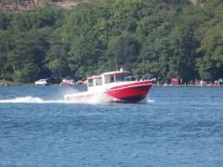 Продам катер:  Yamaha Tugboat 26