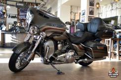 Harley-Davidson CVO Limited, 2016
