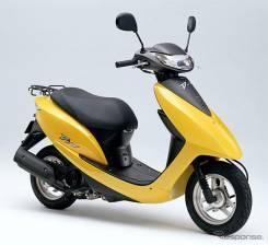 Honda Dio AF62. 49куб. см., исправен, без птс, с пробегом