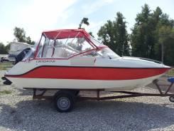 Каютный катер Crosswind(Кросвинд) 170