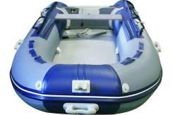 Новая надувная моторная лодка ПВХ Barrakuda 300. Гар-я 3 года.