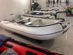 Новая надувная моторная лодка ПВХ Barrakuda 360. Гар-я 3 года