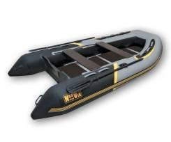 Легкая и компактная надувная лодка из ПВХ-Норвик 380 во Владивостоке