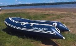 Надувная лодка Solar 310, новая, 2 года гарантии в Владивостоке