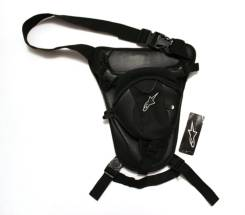 Мото сумка alpinestars с креплением на ногу бедро