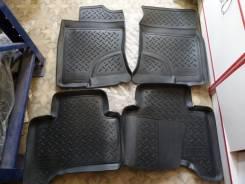 Ковры в салон Prado 120, GX 470 полиуретан, черные
