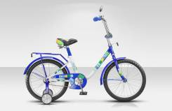 Велосипед детский Stels Flash 16, Оф. дилер Мото-тех