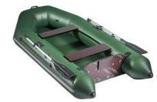 Лодка пвх Аква 2600 под мотор