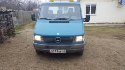 Mercedes-Benz Sprinter. Эвакуатор mercedes benz sprinter, 2 900 куб. см., 4x2