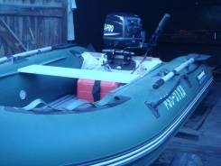 Продам лодку комплект и мотор
