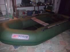 """Лодка пвх """"JetForce"""" 2,9 м."""