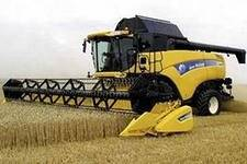 New Holland CX, 2008