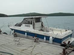 Продам катер Miyama MF-26 во Владивостоке