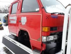 Кабина. Isuzu Mazda Mitsubishi Nissan Toyota