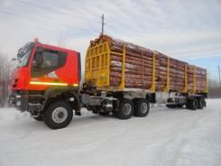 Iveco Trakker 450, 2012