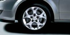 Диски R16 Opel Astra H Zafira B оригинал Снежинки