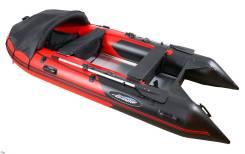 Лодка моторная с жестким полом Gladiator D370AL, Оф. дилер Мото-тех