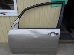 Дверь боковая. Toyota Corolla Spacio, NZE121, NZE121N 1NZFE