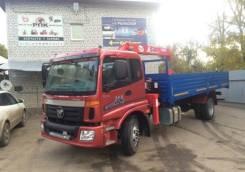 Продается Foton Auman BJ1113 бортовой с КМУ Unic URV373