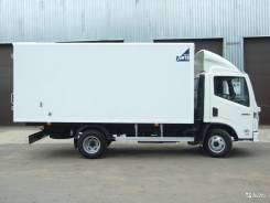 Naveco C300L промтоварный фургон 5,5 м, 5 тонн, 2015