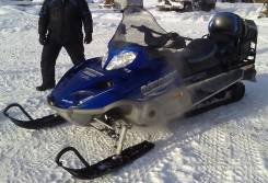 Arctic Cat Bearcat Turbo 660 WT, 2006