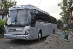 Hyundai Aero Space. Автобус Hyundai Aerospace, 43 места
