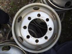 Грузовые диски 19.5 Х 8 отверстий под футорку из Японии.