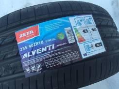 Zeta, 235/40 R18