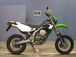 Kawasaki D-Tracker 250, 2003