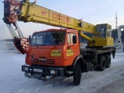 Аренда автокранов 16,25,35,50 тонн