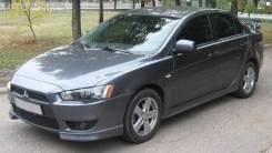 Mitsubishi Lancer, 2009